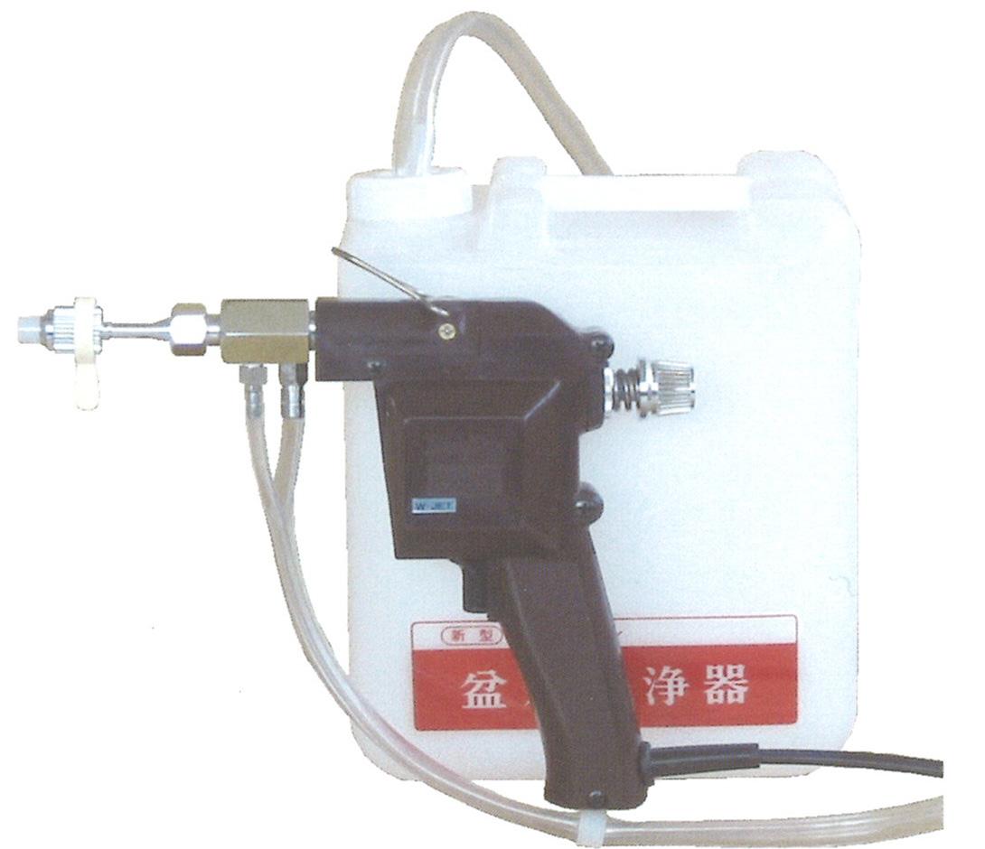 盆栽・水石用スプレーガン標準型のW-JET101型